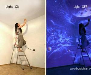 light and art image