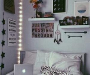 tumblr, girl, and bedroom image
