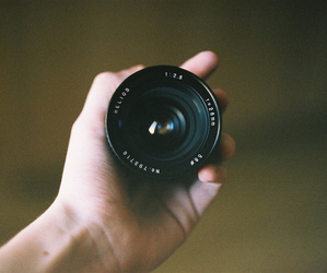 camera, lens, and lomography image