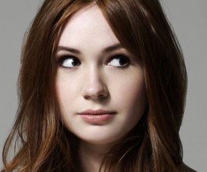 doctor who, karen gillan, and amy pond image