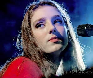 birdy, girl, and performance image