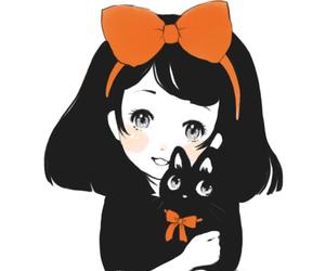 anime, kiki, and ghibli image
