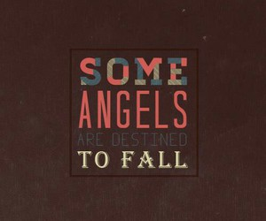 angel, hush hush, and fall image
