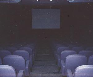 cinema, grunge, and dark image