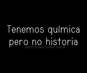 frase, quimica, and historia image