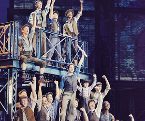 broadway and newsies image