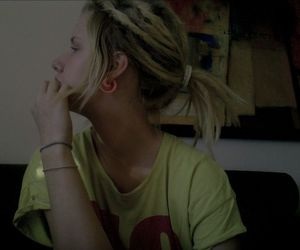 awesome, blond, and girl image