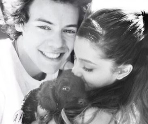 Harry Styles and ariana grande image