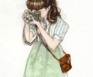 girl, photography, and cute image