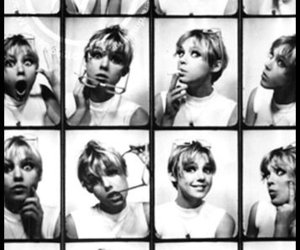 edie sedgwick, 60s, and black and white image