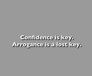 confidence, happy, and key image