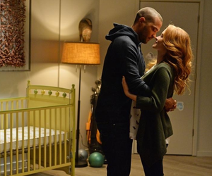 baby, couple, and april kepner image