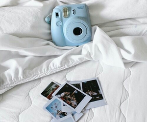 camera, blue, and photo image