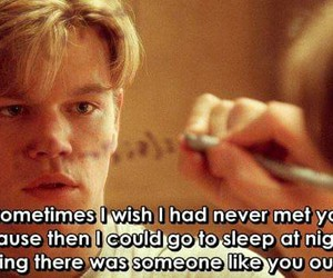 90's, night, and good will hunting image