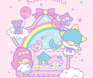 pastel, sanrio, and little twin stars image