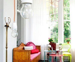 home, interior design, and room image
