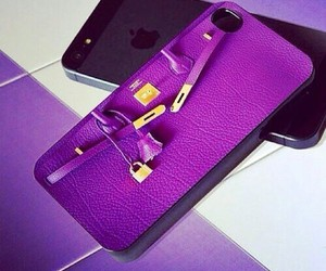 iphone, fashion, and luxury image