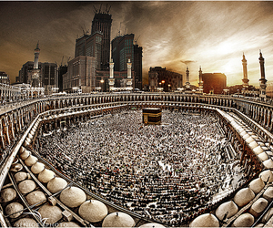islam and mekka image