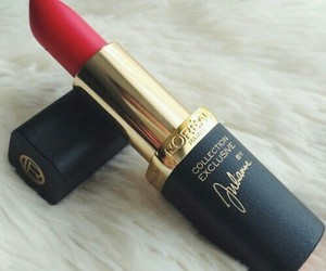 loreal, lipstick, and beauty image