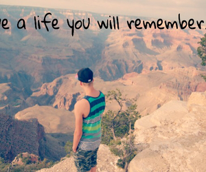 friend, grand canyon, and quote image