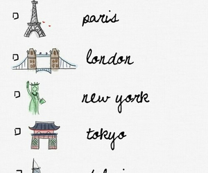 london, new york, and tokyo image
