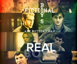 divergent, harry potter, and four image