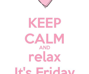 friday and relax image