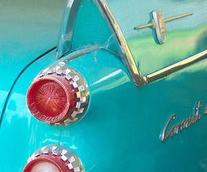 1950's, headers, and teal image