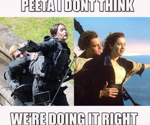 hunger games and titanic image