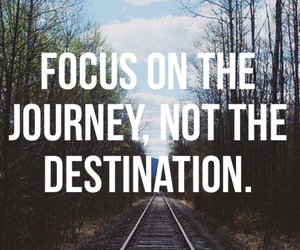 destination, focus, and girl image