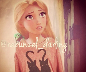 art, rapunzel, and flawless image