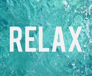 relax, summer, and love image