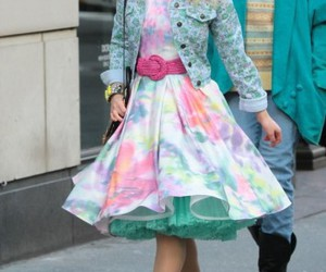 fashion, Carrie Bradshaw, and dress image