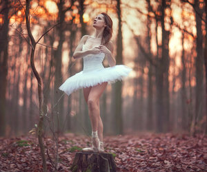 ballet, find, and black and white image