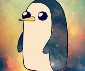 penguin and adventure time image