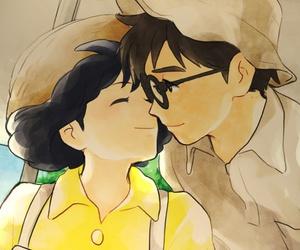 kaze tachinu, anime, and the wind rises image