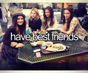 best friends, girls, and bucketlist image
