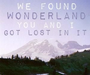 landscape, quote, and Taylor Swift image