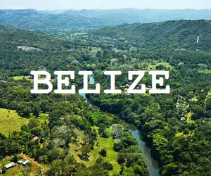 Belize, landscape, and nature image