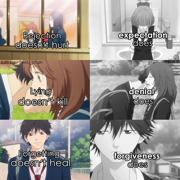 51 Images About Anime Quotes On We Heart It