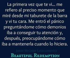jamie mcguire, beautiful redemption, and thomas maddox image