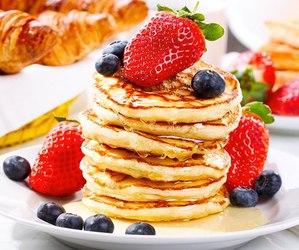 breakfast, food, and mine image