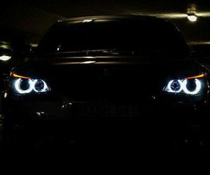 car, bmw, and m5 image