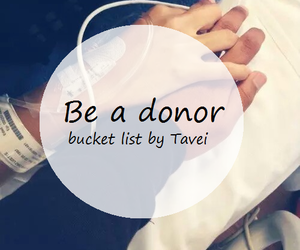 donor, fall in love, and hands image