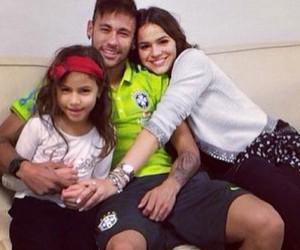 neymar, bruna marquezine, and brazil image