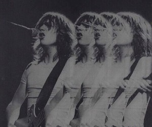 ac dc and malcolm young image