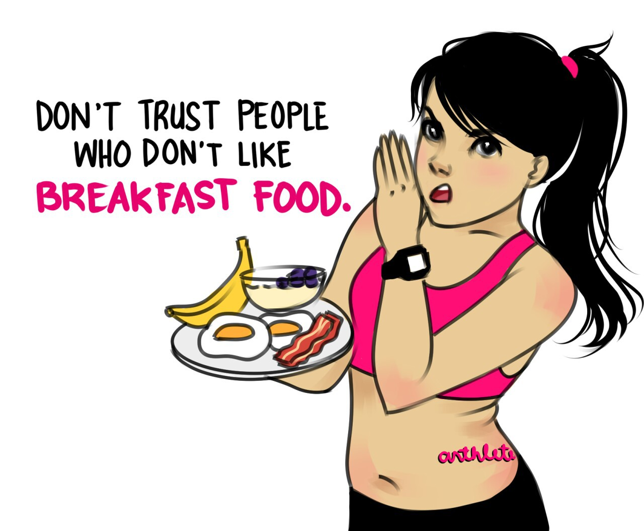 fitness, food, and breakfast image