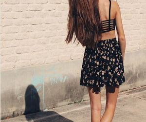 fashion, girl, and bralette image