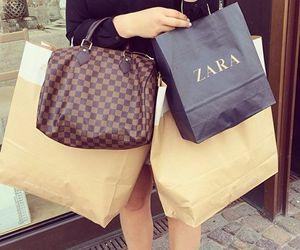 fashion, Zara, and Louis Vuitton image