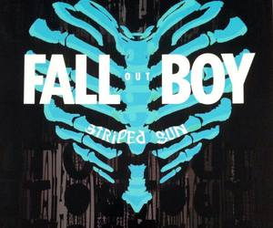 FOB, fall out boy, and heart image